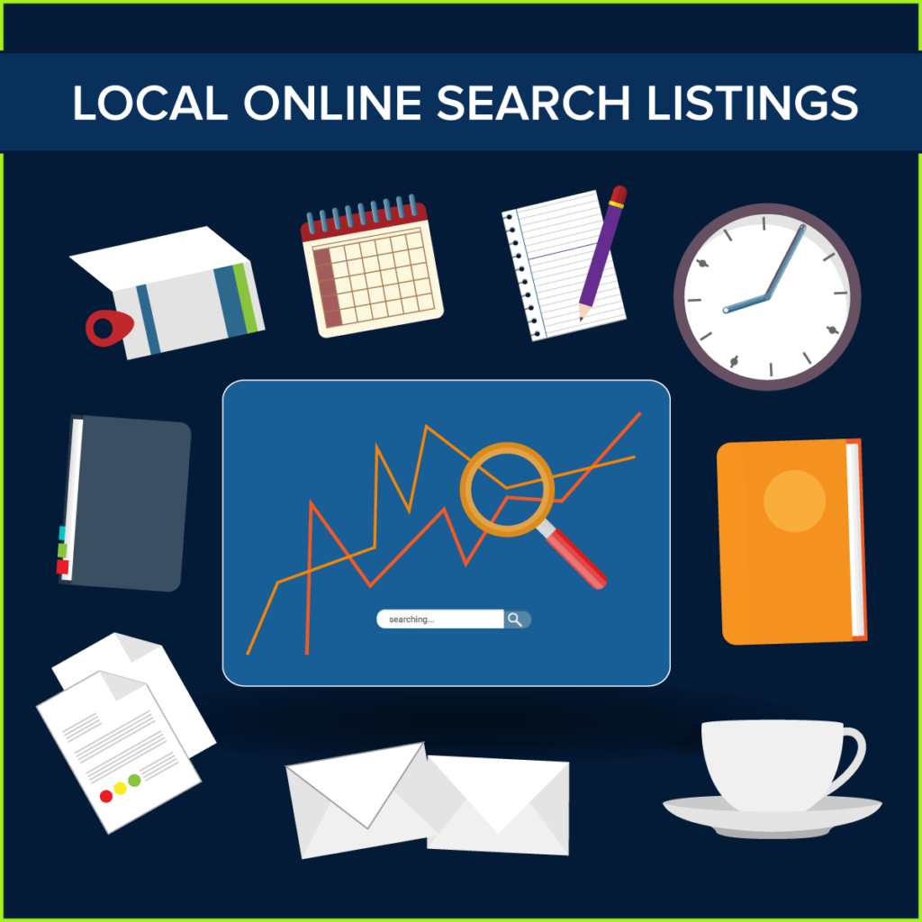Local SEO Search Listings